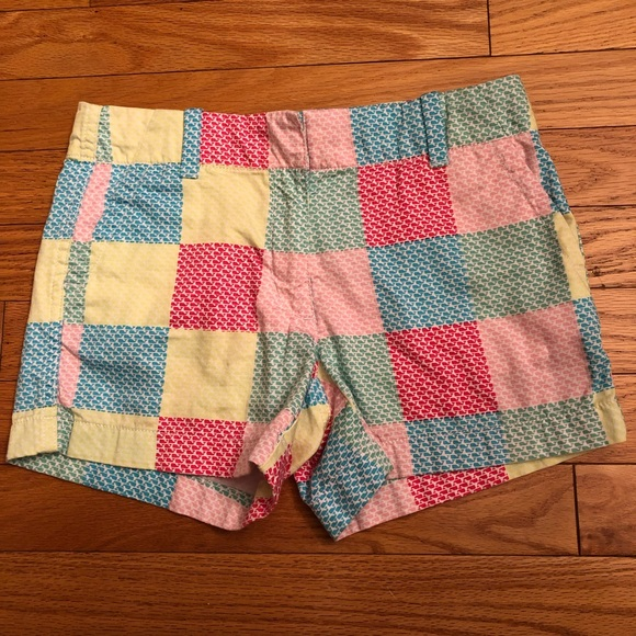 5203181d6 Vineyard Vines Bottoms | Girls Whale Patch Logo Shorts 10 | Poshmark